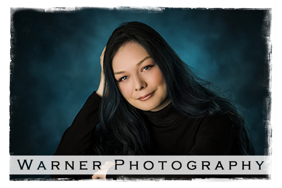Lauren Back to School Portrait by Warner Photography in Midland Michigan