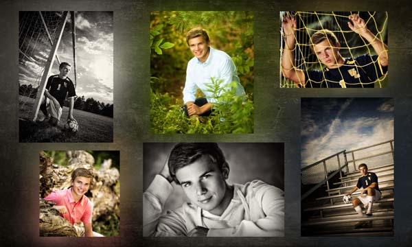 Jacob Competition Collage photo by Warner Photography in Midland Michgian