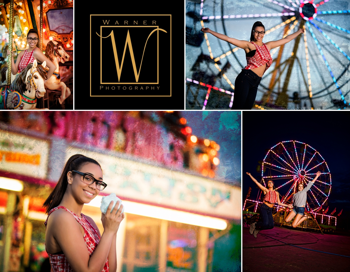Stella Fair Mini Session photos by Warner Photography in Midland Michigan