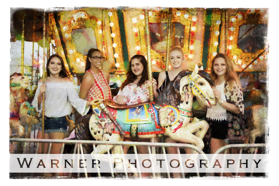 Fair Nights and Fair Lights Mini Session by Warner Photography in Midland Michigan