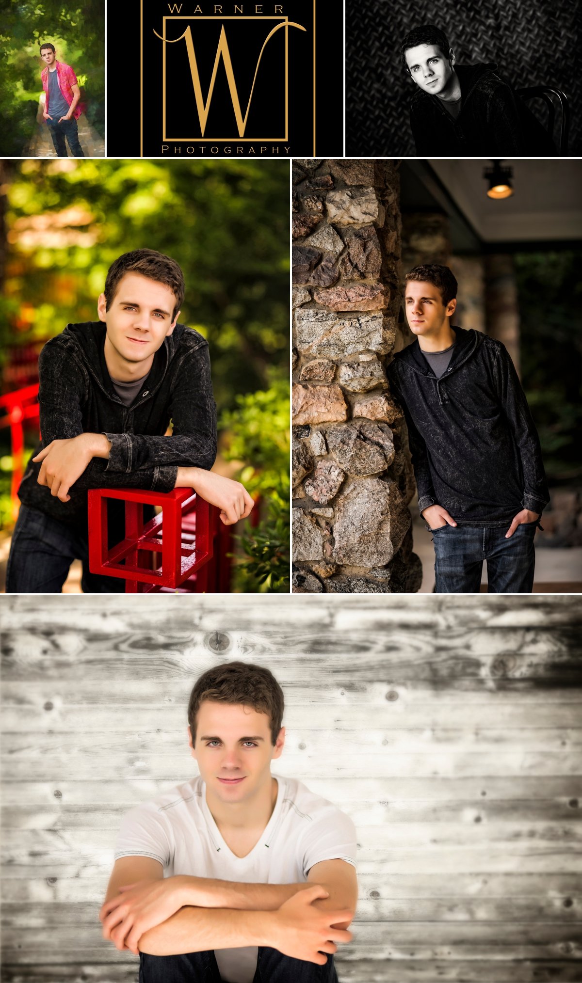 Jaret Senior Collage
