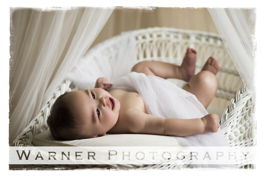 Aiden year of Memories photo by Warner Photography in Midland Michigan