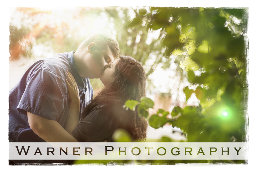 Bella and Kris Classic photo by Warner Photography in Midland Michigan