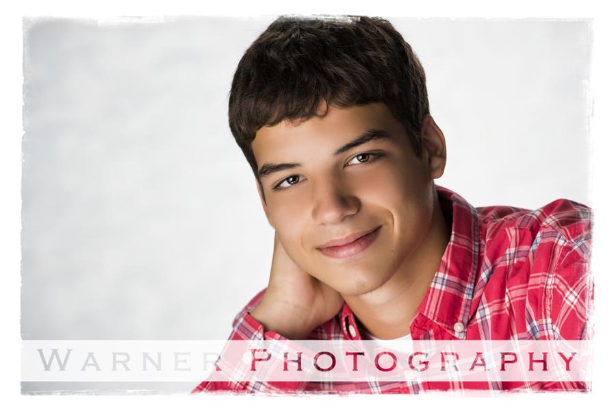 Ethan Senior Portrait