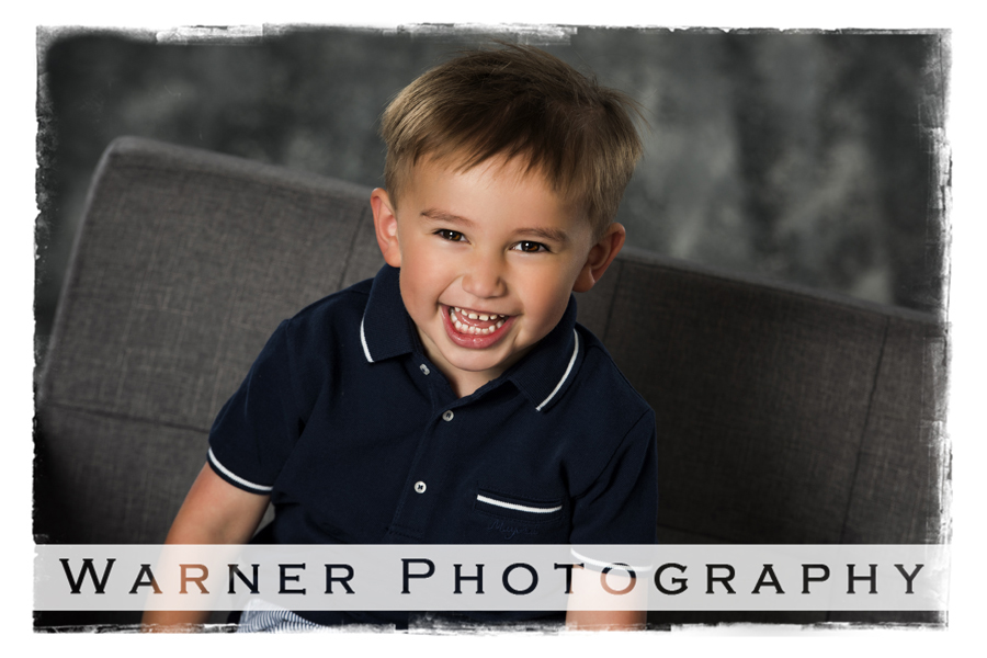 Anson Back to School photo by Warner Photography in Midland Michigan