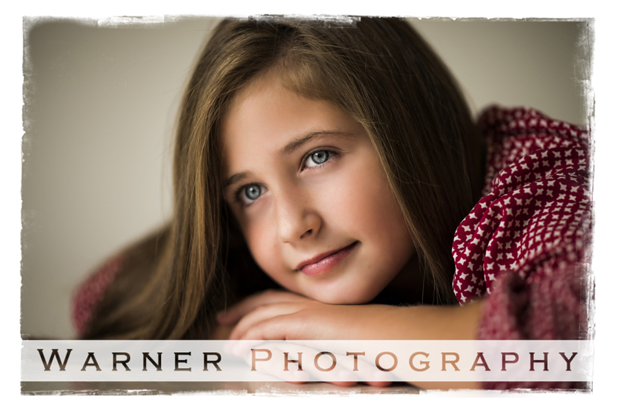 Danielle Back to School photo by Warner Photography in Midland Michigan