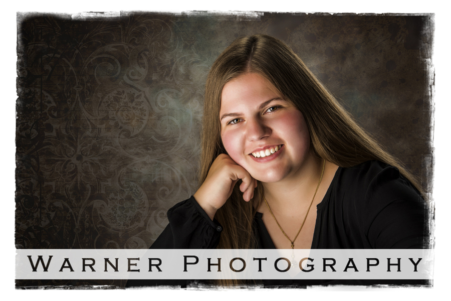 Kendalyn Senior photo by Warner Photography in Midland Michigan