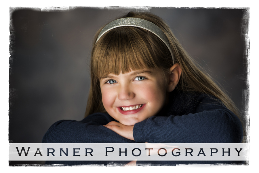 Riley Back to School photo by Warner Photography in Midland Michigan