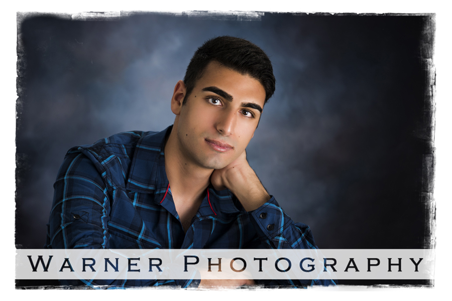 Tarek Senior Picture
