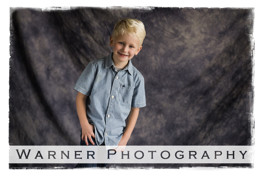 Cowen Back to School photo by Warner Photography in Midland Michigan