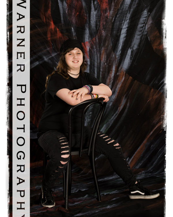Hollie-midland-high-senior-portrait-warner-photography