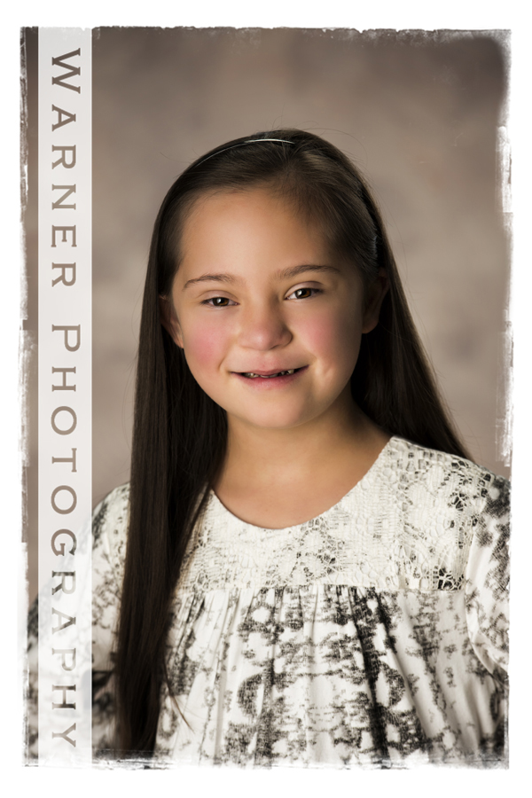 Faustina Back to School photo by Warner Phtography in Midland Michigan