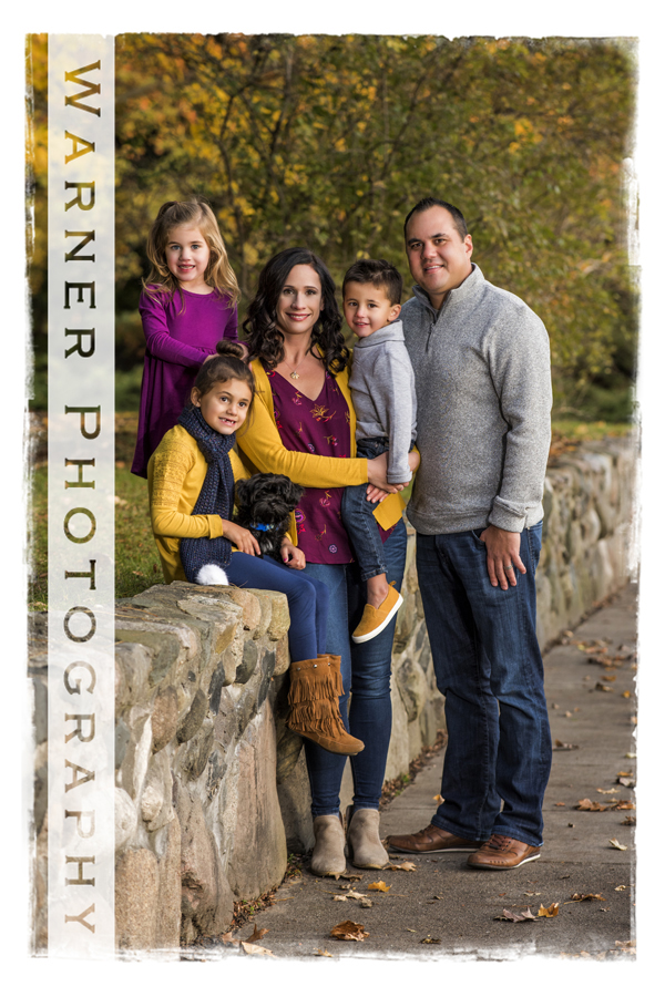 Holyszko Family photo by Warner Photography in Midland Michigan