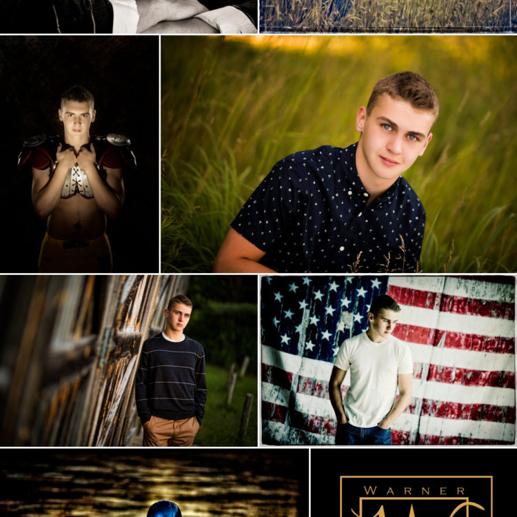 Benjamin-senior-collage-warner-photography-midland-michigan