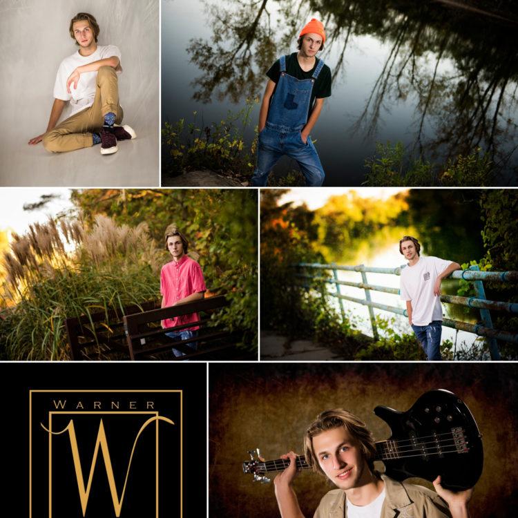 Kleinhans-senior-collage-warner-photography-midland-michigan
