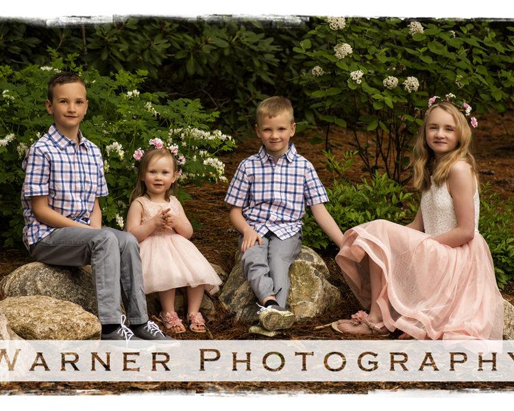 Eschleman Family Portrait