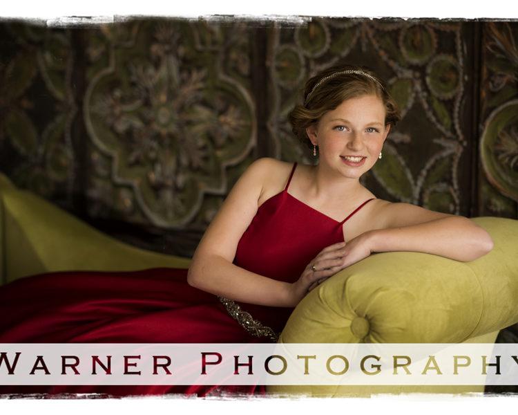 Rebekah Senior Portrait