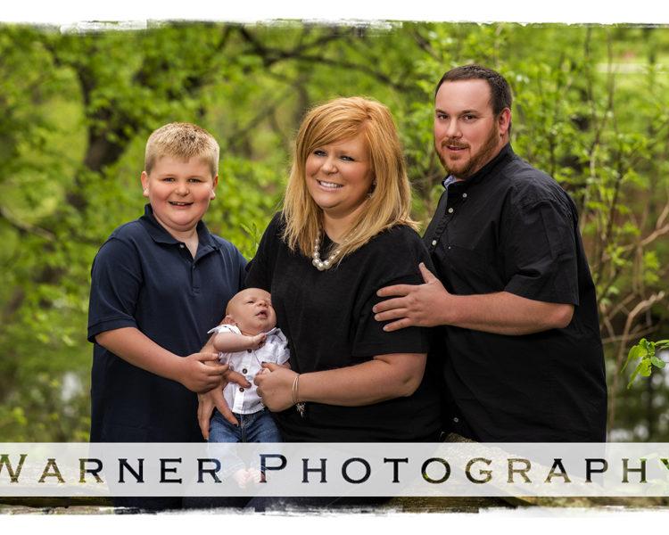 MacKinnon Family Portrait