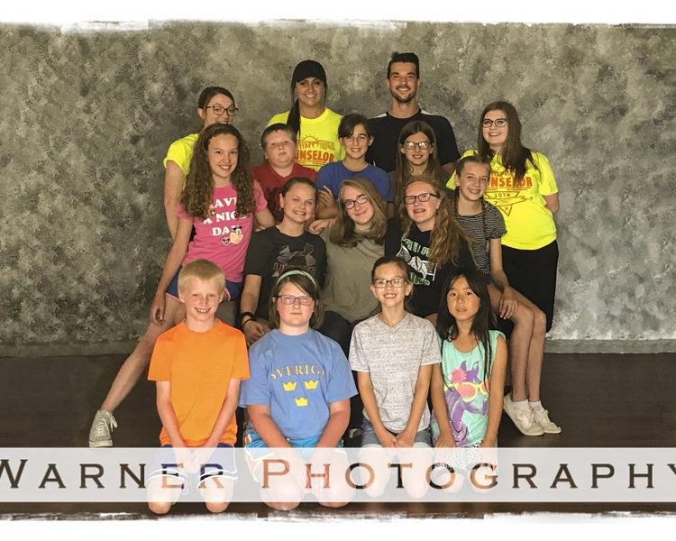 Midland Community Center Photography Camp