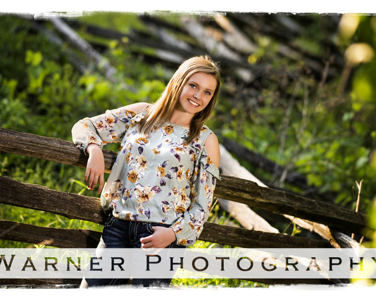 Morgan Senior Portrait