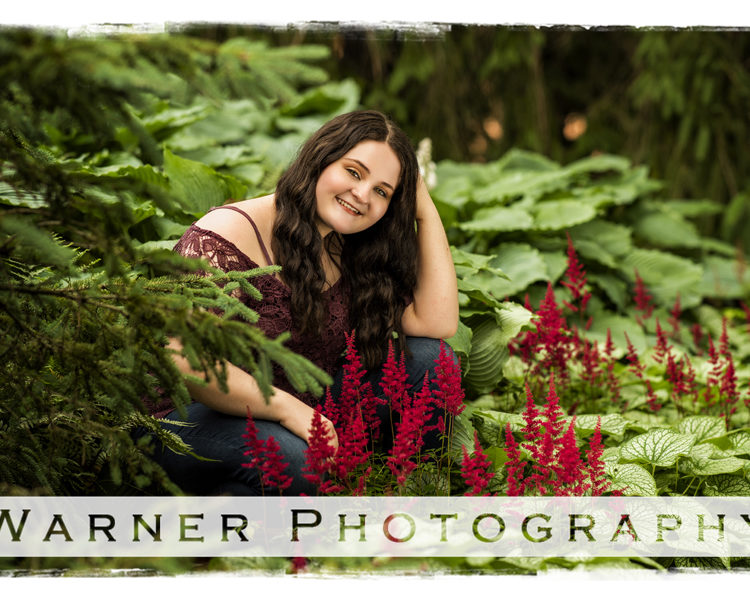 Kristina Senior Portrait