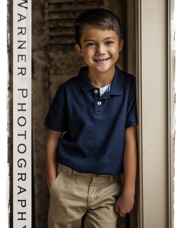 Gregory-Back to School-Portrait