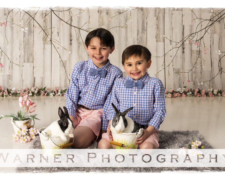 Ian and Anson-Easter-Picture