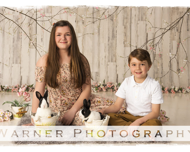 Rylie and Easton-Easter-Picture